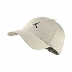 Nike Jordan Jumpman Heritage 86 - justerbar kasket - Cream