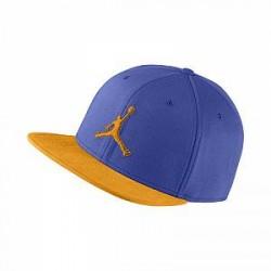 Nike Jordan Jumpman Snapback - justerbar kasket - Blå