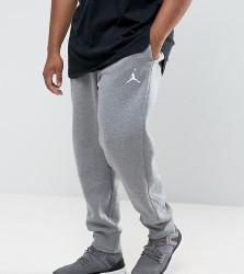 Nike Jordan PLUS Flight Fleece Joggers In Grey 823071-091 - Grey