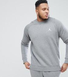 Nike Jordan PLUS Flight Sweat In Grey 823068-091 - Grey