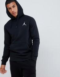 Nike Jordan Pullover Hoodie In Black 940108-010 - Black