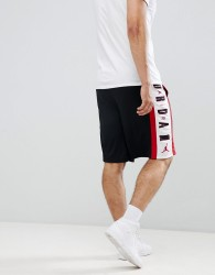 Nike Jordan Rise Short 3 In Black 924566-010 - Black
