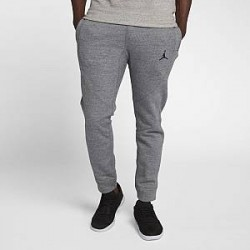 Nike Jordan Sportswear Wings - fleecebukser til mænd - Grå