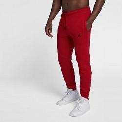 Nike Jordan Sportswear Wings - fleecebukser til mænd - Rød