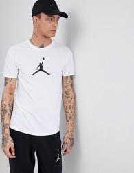 Nike Jordan T-Shirt With 23/7 Logo In White 925602-100 - White