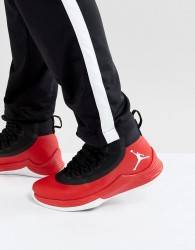 Nike Jordan Ultra Fly 2 Trainers In Black 897998-601 - Red