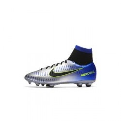 Nike Jr. Mercurial Victory VI Dynamic Fit Neymar– fodboldstøvle til store børn (fast underlag) - Grå