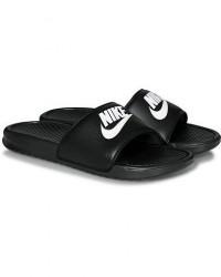 Nike Just Do It Sandal Black men US8 - EU41 Sort