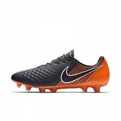 Nike Magista Obra II Elite-fodboldstøvle (fast underlag) - Grå