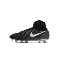 Nike Magista Obra II - fodboldstøvle (fast underlag) - Sort