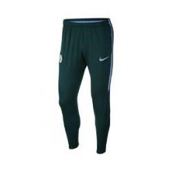 Nike Manchester City FC Dri-FIT Squad-fodboldbukser til mænd - Grøn