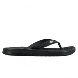 Nike Men's Nike Solay Thong Flip-Flop, sort