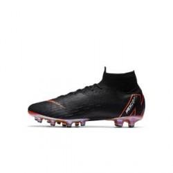 Nike Mercurial Superfly 360 Elite AG-PRO-fodboldstøvle (kunstgræs) - Sort
