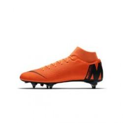 Nike Mercurial Superfly VI Academy SG-PRO-fodboldstøvle (blødt underlag) - Orange