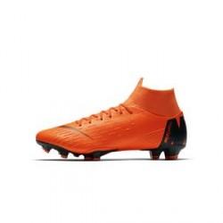 Nike Mercurial Superfly VI Pro-fodboldstøvle (fast underlag) - Orange