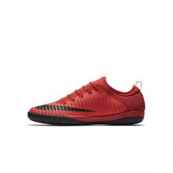 Nike MercurialX Finale II - fodboldsko (indendørs/bane) - Rød