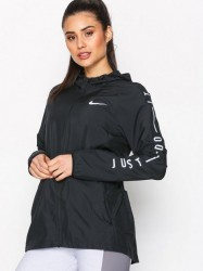 Nike NK Essential Jacket HD Træningsjakker Sort/grå