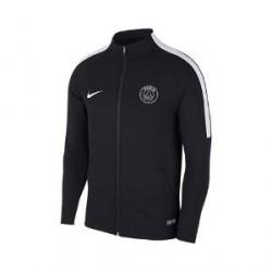 Nike Paris Saint-Germain Dri-FIT Strike– fodboldtræningsjakke til mænd - Sort