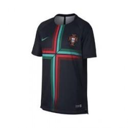 Nike Portugal Dri-FIT Squad– fodboldbukser til store børn - Sort