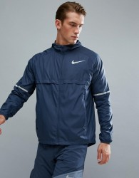 Nike Running Shield Jacket In Navy 857856-471 - Navy