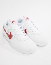 Nike SB Bruin Max Vapor Trainers In White 882097-100 - White
