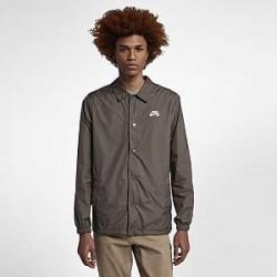 Nike SB Shield Coaches - jakke til mænd - Brun