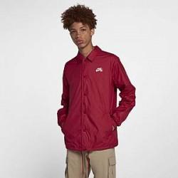 Nike SB Shield Coaches - jakke til mænd - Rød