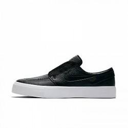 Nike SB Zoom Janoski HT Slip-on-skatersko til mænd - Sort