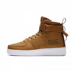Nike SF Air Force 1 Mid - sko til mænd - Brun
