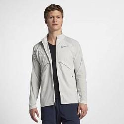 Nike Shield Convertible-jakke (mænd) - Grå