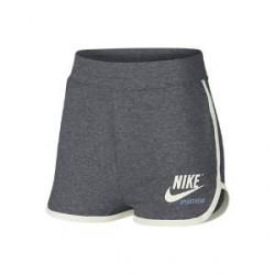 Nike Sportswear Archive-shorts til kvinder - Grå