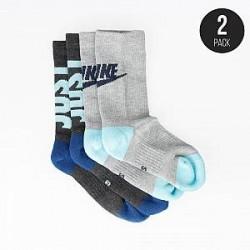 Nike Sportswear Strømper - Just Do It 2-pack