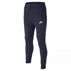 Nike Sportswear Tech Fleece - bukser til store børn (drenge) - Blå
