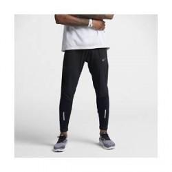 """Nike Swift– 27""""-løbebukser til mænd - Sort"""