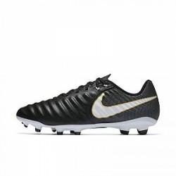 Nike Tiempo Ligera IV - fodboldstøvle (fast underlag) - Sort