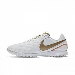 Nike TiempoX Legend VII Academy 10R-fodboldsko (kunstgræs) - Hvid