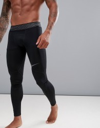 Nike Training Pro Hypercool Tights In Black 888295-011 - Black