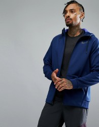 Nike Training Therma Sphere Jacket In Blue 860511-429 - Blue