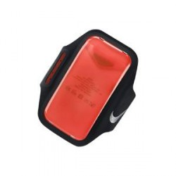 Nike Ventilated - løbearmbånd - Sort