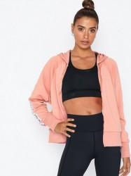 Nike W Nk Dry Flc Get Fit Hd Fz Jdi Træningstrøjer