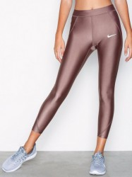 Nike W NK Speed Tight 7/8 Træningstights Smokey Mauves