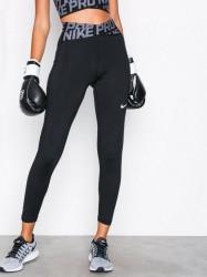 Nike W Np Intertwist Tght Træningstights Sort / Hvid
