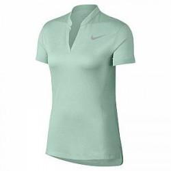 Nike Zonal Cooling-golfpolo til kvinder - Grøn