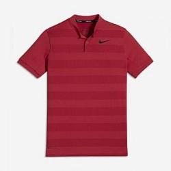Nike Zonal Cooling - golfpolo til store børn (drenge) - Lyserød