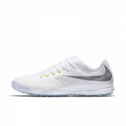 Nike Zoom Hypervenom III Pro Just Do It-fodboldsko (kunstgræs) - Hvid