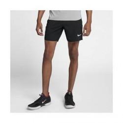 NikeCourt Flex Ace–tennisshorts (18 cm) til mænd - Sort
