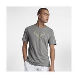 NikeCourt Rafa - T-shirt til mænd - Grå