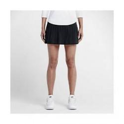 NikeCourt Victory - tennisnederdel til kvinder - Sort