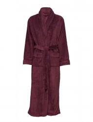 Nira Fleece Robe Long