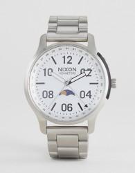 Nixon A1208 Ascender Bracelet Watch In Silver - Silver